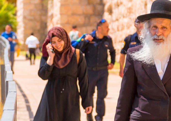المجتمع في اسرائيل