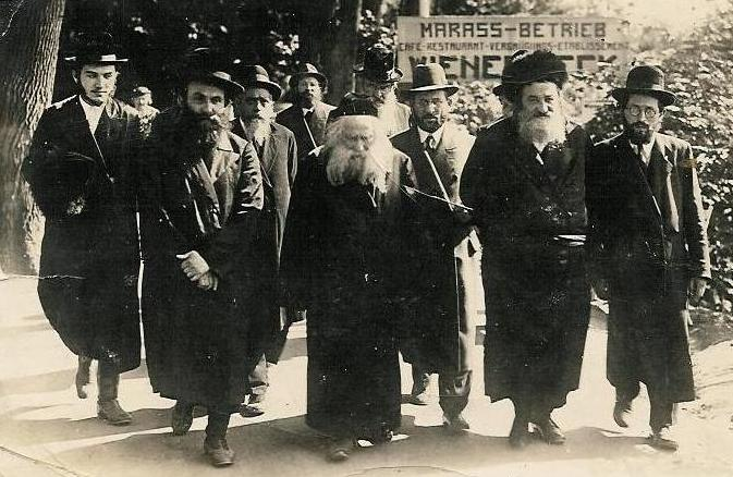 Gur: Hasidic politicization