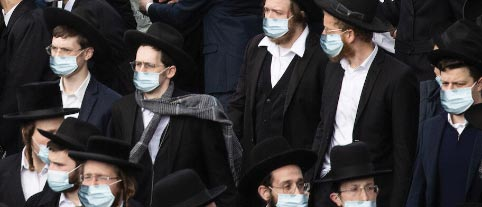 Concerned about the Body or the Soul? The Pandemic, the Ultra-Orthodox Milieu, and the Israeli Space