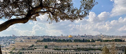 On Campus & Online  | Good Will Come from the East? Civil Policy in East Jerusalem
