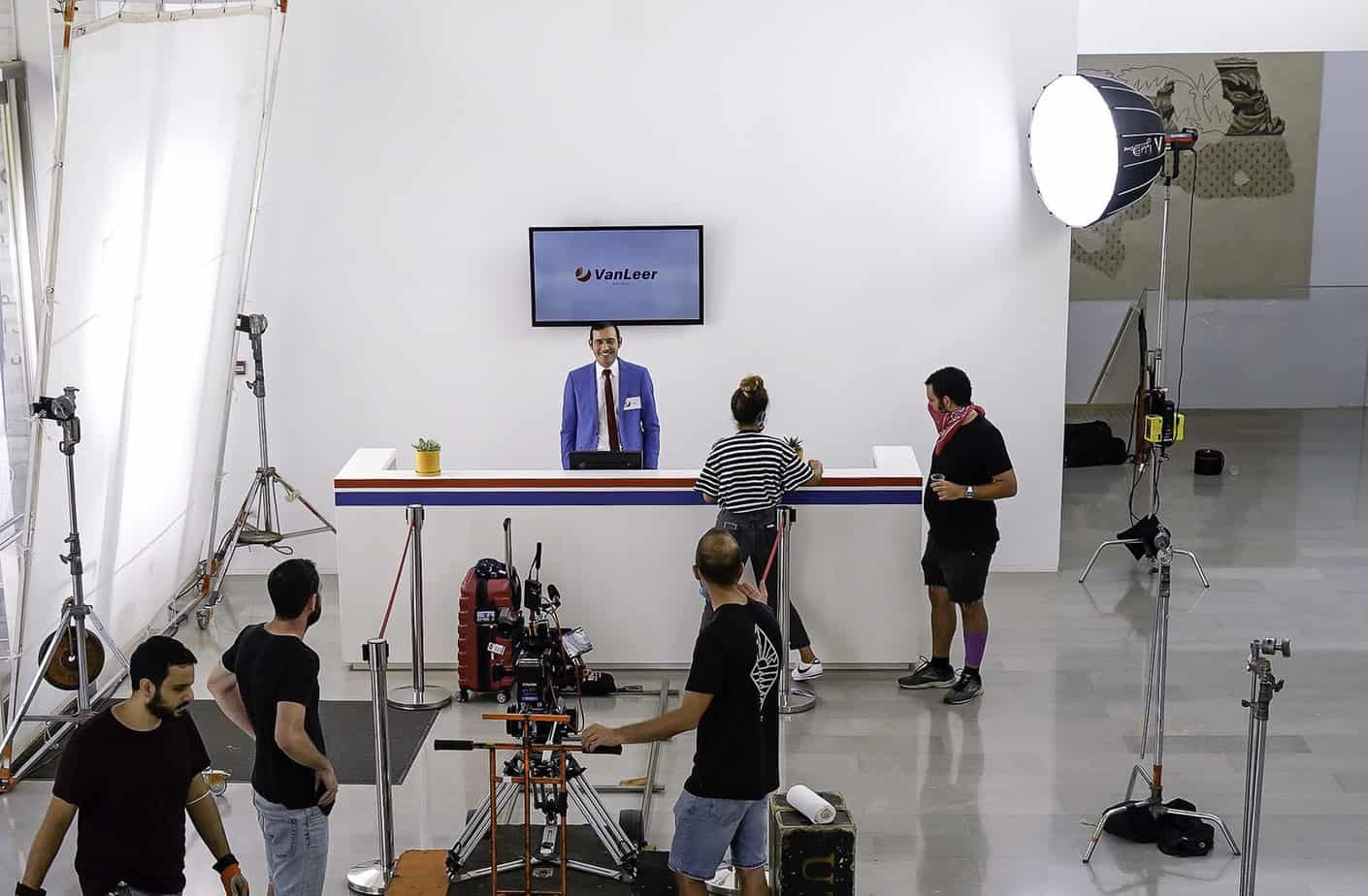 An Academy, but different: A new promotional video