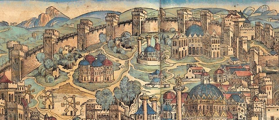 في المعهد وعبر الانترنت   اليهود في الإمبراطورية العثمانية في القرن السادس عشر: الترحال، والنزعة المحلية والآفاق الواسعة