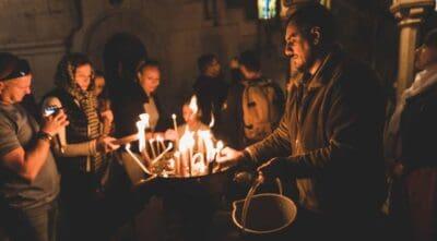 أماكن مقدسة في عصر العلمنة