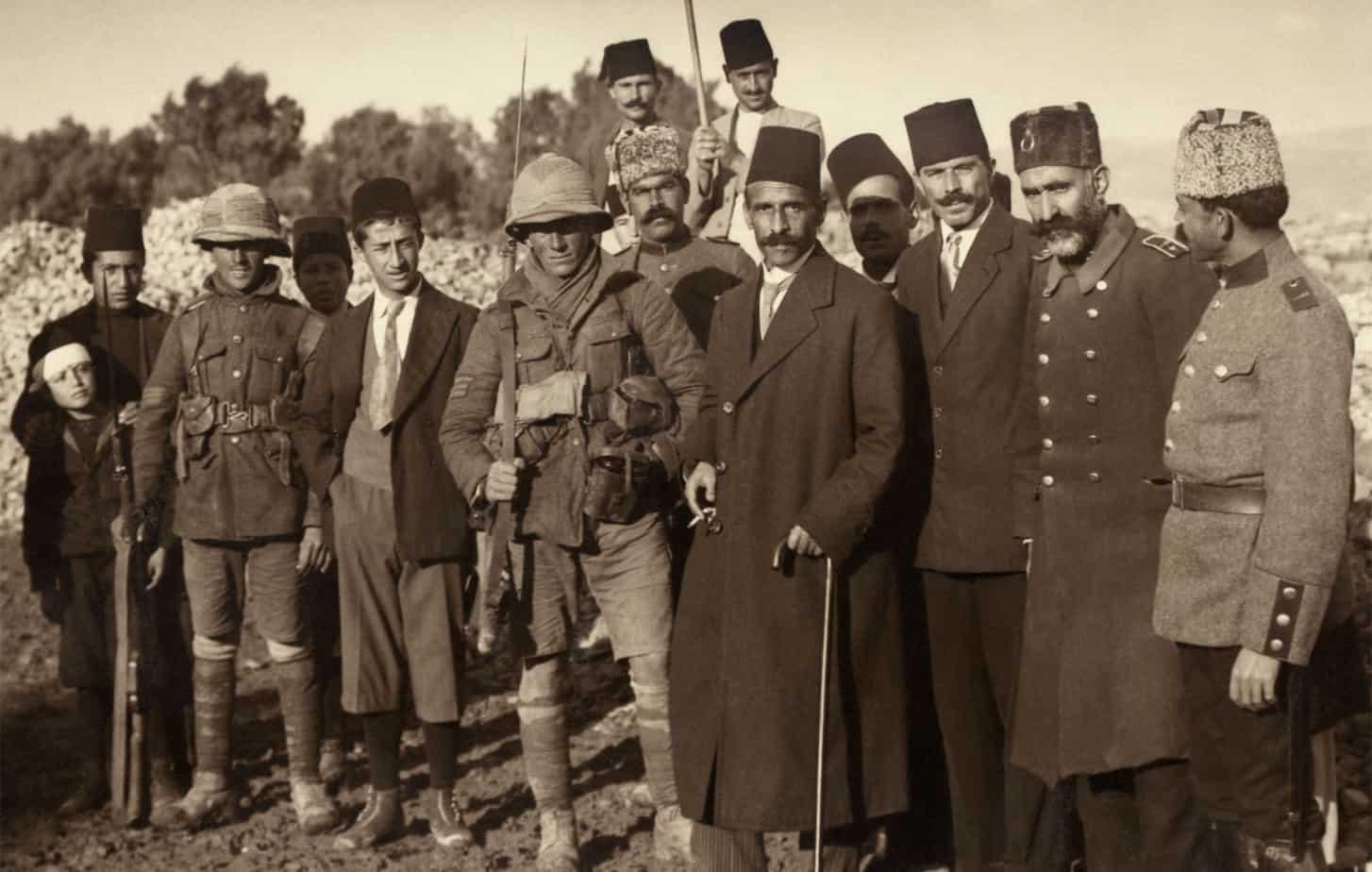 מה היה מקומם של יהודים באימפריות? סדרת שיחות